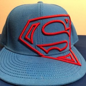 OfficialDC Comics Superman Fitted Hat Exclusive!